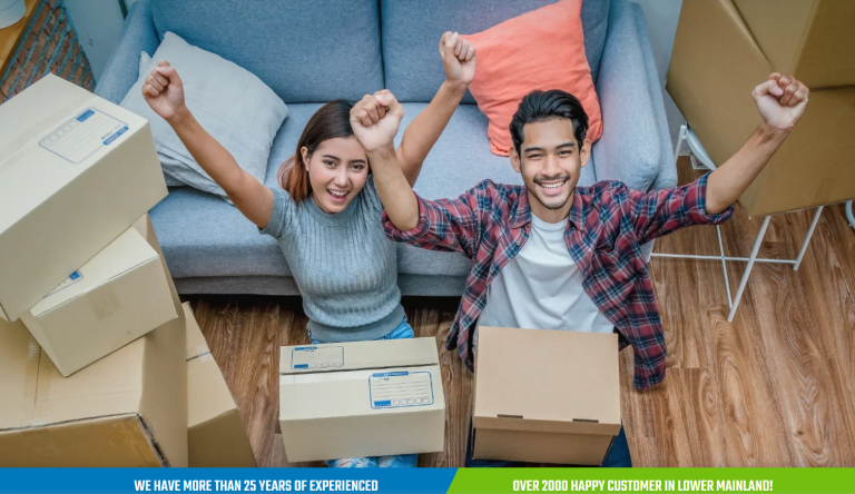 How to Book a Move in Whiterock  with the Best Moving Company.
